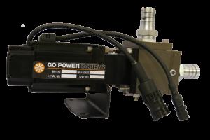 electronic load valve